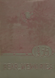 1955 Edition, Pharr San Juan Alamo High School - Bear Memories Yearbook (Alamo, TX)