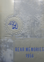 1956 Edition, Pharr San Juan Alamo High School - Bear Memories Yearbook (Alamo, TX)