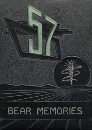 1957 Edition, Pharr San Juan Alamo High School - Bear Memories Yearbook (Alamo, TX)