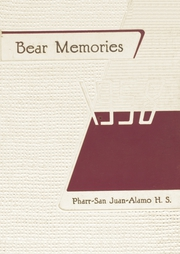 1958 Edition, Pharr San Juan Alamo High School - Bear Memories Yearbook (Alamo, TX)