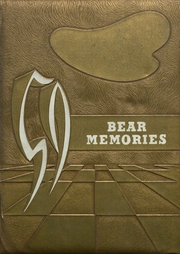 1959 Edition, Pharr San Juan Alamo High School - Bear Memories Yearbook (Alamo, TX)