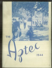1944 Edition, Bowie High School - Aztec Yearbook (El Paso, TX)