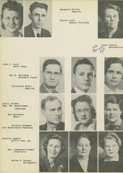Page 14, 1944 Edition, Bowie High School - Aztec Yearbook (El Paso, TX) online yearbook collection