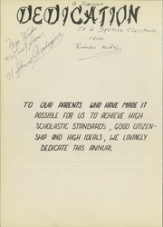 Page 6, 1944 Edition, Bowie High School - Aztec Yearbook (El Paso, TX) online yearbook collection