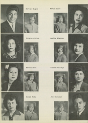 Page 36, 1945 Edition, Bowie High School - Aztec Yearbook (El Paso, TX) online yearbook collection