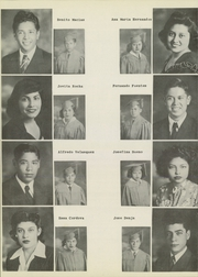 Page 38, 1945 Edition, Bowie High School - Aztec Yearbook (El Paso, TX) online yearbook collection
