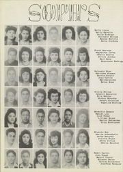 Page 48, 1945 Edition, Bowie High School - Aztec Yearbook (El Paso, TX) online yearbook collection