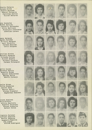 Page 51, 1945 Edition, Bowie High School - Aztec Yearbook (El Paso, TX) online yearbook collection