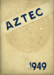 1949 Edition, Bowie High School - Aztec Yearbook (El Paso, TX)