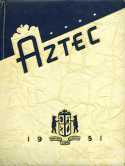 1951 Edition, Bowie High School - Aztec Yearbook (El Paso, TX)
