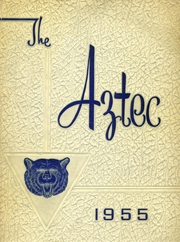 Page 1, 1955 Edition, Bowie High School - Aztec Yearbook (El Paso, TX) online yearbook collection