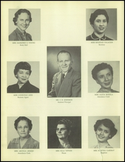 Page 10, 1955 Edition, Bowie High School - Aztec Yearbook (El Paso, TX) online yearbook collection