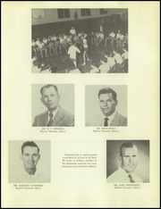Page 13, 1955 Edition, Bowie High School - Aztec Yearbook (El Paso, TX) online yearbook collection