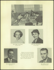 Page 14, 1955 Edition, Bowie High School - Aztec Yearbook (El Paso, TX) online yearbook collection