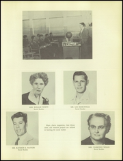 Page 15, 1955 Edition, Bowie High School - Aztec Yearbook (El Paso, TX) online yearbook collection