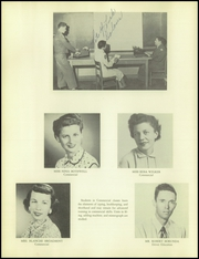 Page 16, 1955 Edition, Bowie High School - Aztec Yearbook (El Paso, TX) online yearbook collection