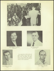 Page 17, 1955 Edition, Bowie High School - Aztec Yearbook (El Paso, TX) online yearbook collection