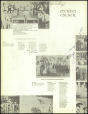 Page 12, 1957 Edition, Bowie High School - Aztec Yearbook (El Paso, TX) online yearbook collection