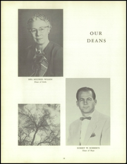 Page 16, 1957 Edition, Bowie High School - Aztec Yearbook (El Paso, TX) online yearbook collection
