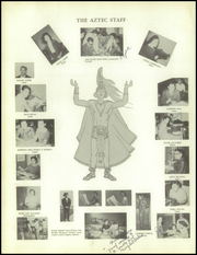 Page 8, 1957 Edition, Bowie High School - Aztec Yearbook (El Paso, TX) online yearbook collection