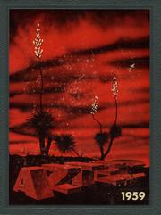 1959 Edition, Bowie High School - Aztec Yearbook (El Paso, TX)