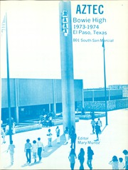 Page 5, 1974 Edition, Bowie High School - Aztec Yearbook (El Paso, TX) online yearbook collection