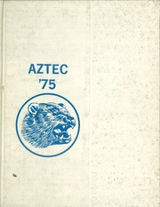Page 1, 1975 Edition, Bowie High School - Aztec Yearbook (El Paso, TX) online yearbook collection