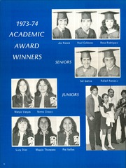 Page 16, 1975 Edition, Bowie High School - Aztec Yearbook (El Paso, TX) online yearbook collection