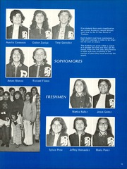Page 17, 1975 Edition, Bowie High School - Aztec Yearbook (El Paso, TX) online yearbook collection