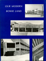 Page 6, 1975 Edition, Bowie High School - Aztec Yearbook (El Paso, TX) online yearbook collection
