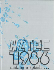 Page 1, 1986 Edition, Bowie High School - Aztec Yearbook (El Paso, TX) online yearbook collection