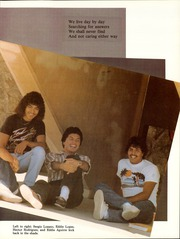 Page 17, 1986 Edition, Bowie High School - Aztec Yearbook (El Paso, TX) online yearbook collection
