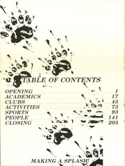 Page 4, 1986 Edition, Bowie High School - Aztec Yearbook (El Paso, TX) online yearbook collection