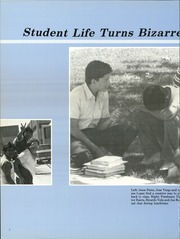 Page 6, 1986 Edition, Bowie High School - Aztec Yearbook (El Paso, TX) online yearbook collection