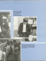 Page 7, 1986 Edition, Bowie High School - Aztec Yearbook (El Paso, TX) online yearbook collection