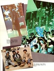 Page 8, 1986 Edition, Bowie High School - Aztec Yearbook (El Paso, TX) online yearbook collection