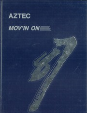 1987 Edition, Bowie High School - Aztec Yearbook (El Paso, TX)