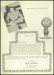 Page 14, 1951 Edition, Donna High School - Warwhoop Yearbook (Donna, TX) online yearbook collection