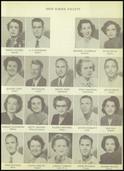 Page 15, 1951 Edition, Donna High School - Warwhoop Yearbook (Donna, TX) online yearbook collection