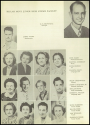 Page 16, 1951 Edition, Donna High School - Warwhoop Yearbook (Donna, TX) online yearbook collection