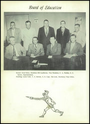 Page 10, 1954 Edition, Donna High School - Warwhoop Yearbook (Donna, TX) online yearbook collection