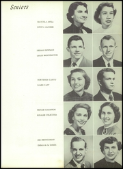 Page 17, 1954 Edition, Donna High School - Warwhoop Yearbook (Donna, TX) online yearbook collection