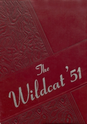 1951 Edition, Gregory Portland High School - Wildcat Yearbook (Gregory, TX)