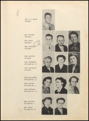 Page 13, 1953 Edition, Gregory Portland High School - Wildcat Yearbook (Gregory, TX) online yearbook collection