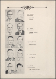 Page 10, 1954 Edition, Gregory Portland High School - Wildcat Yearbook (Gregory, TX) online yearbook collection