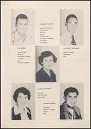 Page 15, 1954 Edition, Gregory Portland High School - Wildcat Yearbook (Gregory, TX) online yearbook collection