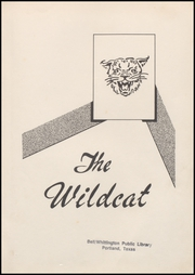 Page 7, 1954 Edition, Gregory Portland High School - Wildcat Yearbook (Gregory, TX) online yearbook collection