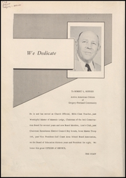 Page 8, 1954 Edition, Gregory Portland High School - Wildcat Yearbook (Gregory, TX) online yearbook collection