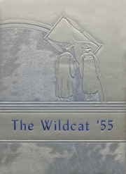 1955 Edition, Gregory Portland High School - Wildcat Yearbook (Gregory, TX)