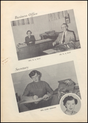 Page 10, 1955 Edition, Gregory Portland High School - Wildcat Yearbook (Gregory, TX) online yearbook collection